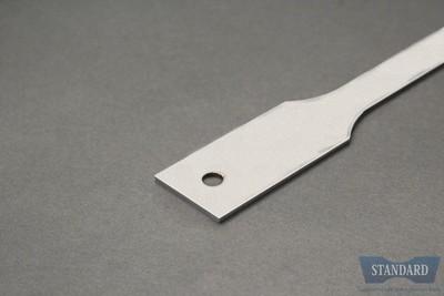 JIS Z2241 金属材料引張試験方法 13B号試験片 t1.0mm 【SUS304-2B】